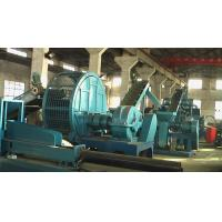 China JYM Waste Tyre Recycling Machine / Waste Tyre Recycling Plant Compact Structure on sale