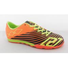 China Orange/Black/Green Customized Colorful Mens Soccer Turf Shoes wholesale
