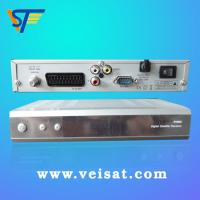 China PLL RF Modulator Satellite Receiver DVB-S BISS 4100c with RS232C Port for Updating    on sale