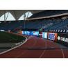 China Pantalla de visualización llevada de los deportes al aire libre P8 para hacer publicidad de 1/4 exploración wholesale