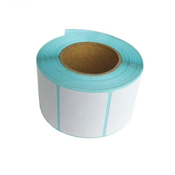 Quality Printing barcode labels custom sticker label roll adhesive Electronic Shelf Label customize vinyl for sale