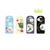 China Happy Hour Scent Paper Personalised Air Fresheners Not Vehicle Specific wholesale