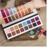 China Amazing Eye Makeup Eyeshadow , High Pigment Eyeshadow Palette Long Lasting wholesale