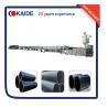 China Large Diameter HDPE Pipe Making Machine/HDPE Pipe Extrusion Machine KAIDE factory wholesale