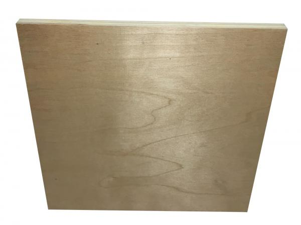 Quality 2.5 - 25mm Thickness Commercial Plywood High Bending Strength FSC Compliant for sale