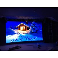 China RGB Kinglight SMD2727 Led Outdoor Advertising Screens P5 32*32 Dots Resolution wholesale