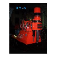 China High Torque 6150N.m Core Drilling Rig , Water Well Drilling Rig wholesale