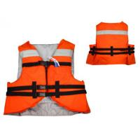 China SOLAS Inflatable Life Jacket / Orange Neoprene Life Jackets wholesale