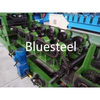 China 80mm - 350mm Quick Interchangeable C Z Purlin Cold Roll Forming Machine CE wholesale