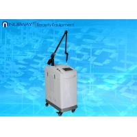 Pulsed Q Switched ND Yag Laser 220v With Lcd Screen For Pigmented Lesion
