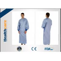 Customized Disposable Surgical Gowns PP/SMS/SMMS Colorful Uniform With CE/ISO/FDA