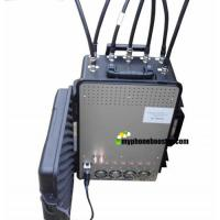 Buy cheap 7 Bands 350w High Power Bomb Jammer Portable Luggage Military Signal Jammer from wholesalers