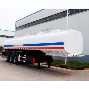 China Crude Oil Fuel Tank Semi Trailer for Sale | TITAN VEHICLE wholesale