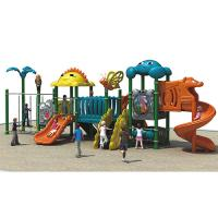 Kids Backyard Play Equipment Animal Series Non - Toxic Medium Size 1080*450*350 for sale