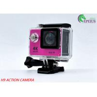 """China 170 Degree Sports Cam Hd Action Camera H9 WiFi With 2.0"""" Screen SPCA 6350 wholesale"""