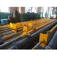 China Precision Stainless Steel Long Stroke Hydraulic Cylinder For Shield Machine wholesale