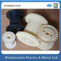 China Plastic Empty Wire Spool Injection Mould Tool High Gloss Polishing Mold Surface wholesale