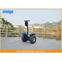 China Outdoor Sports Golf Tourism Self Balancing Scooter Off-Road 2000W Motor wholesale