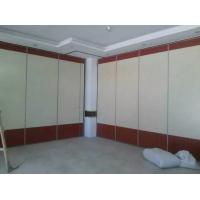 China Custom Wooden Ceiling to Floor Partition Walls For Showrooms / Office wholesale