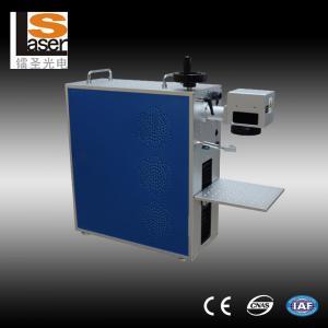 Buy cheap Free Shipping Customizable Bangle Fiber Laser Marker , Portable Laser Marking Machine from wholesalers