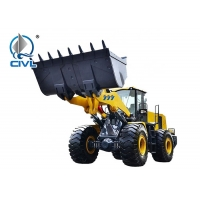 China 6T 4M3 Capacity Compact Wheel Loader Xcmg With Weichai Engine CVLW600FN wholesale