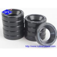 China High Pressure NBR Rotary Oil Seal BZ8062-AO For 6HK1 4HK1 Engine wholesale