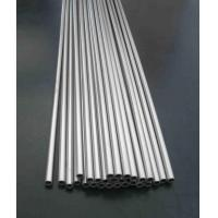 China Gr1 and Gr2 Titanium Seamless Pipe , ASTM B337 , ASTM B338 on sale