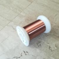 China Dia 0.012 - 0.80mm Ultra Fine Copper Wire High Frequency With Good Solderability wholesale