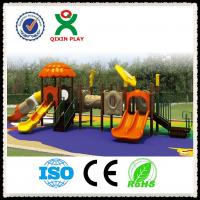 China China Factory Price Outdoor Playground Equipment For Kids  QX-004A wholesale