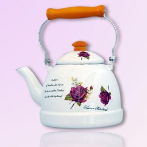 China Enamel Kettle  Enamel teapot TK152 wholesale