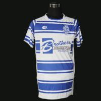 China Polyester Interlock Classic Rugby Shirts , 280gsm Custom Rugby Shirt wholesale
