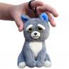 China Pet Stuffed Animal Feisty Pets  Feisty Pets Blue Dog Stuffed Animals wholesale