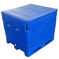 China 1000L Roto Insulated Fish Tubs Insulated Fish Totes wholesale