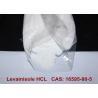 China Matérias primas farmacêuticas cristalinas brancas, pó do HCL do hidrocloro de Levamisole wholesale