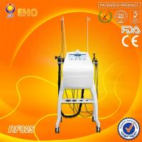 China microcurrent rf electric wave skin-tighten face beauty machines wholesale