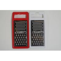 China Flat Grater 3 Grating Textures , Kitchen Products With Stainless Steel / Tinplate wholesale