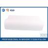 Ergonomic Shape Memory Foam Contour Pillow With Ventilated Tencel Mesh Cover
