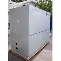 China 115kw / 125kw Modular Shell Tube Water Cooled Packaged Air Conditioning Units wholesale