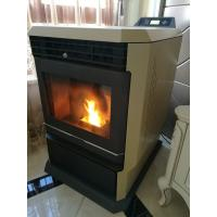 Classic Style Non Electric Indoor Pellet Stove / Home Hardware Pellet Stoves 5-14KW