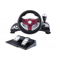 China Multi-platform Video Game Steering Wheel for PS4 / PS3 / PC ( X-INPUT ) / XBOX 360 / XBOX ONE wholesale