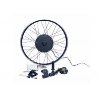 China Easy Install Electric Bike Conversion Kit Battery Power 1000w Wheel Size 16-28 Inch on sale