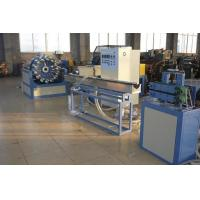 China Garden Hose Pipe Extrusion Line PVC Fiber Reinforced Braided Design wholesale