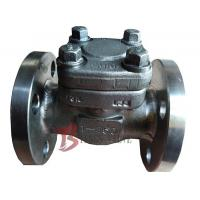 China 1/2 - 2 Non Return Valve Flange Type Metal Seat HF Bolted Cover Full Bore FB NRV wholesale
