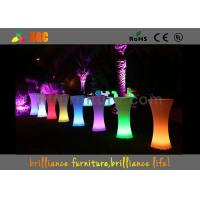 Cocktail table , LED Lighting equipment For Outdoor / Indoor use
