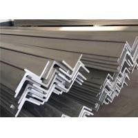 Buy cheap Pickled Surface 316 316L Metal Angle Bar , 6m 5.8m Structural Steel Angle Bar from wholesalers