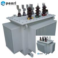 China Low Loss Oil Immersed Type Transformer 11kV - 3000kVA Energy Saving Low Noise wholesale