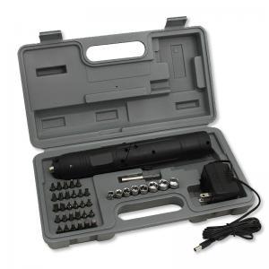 "China Professional 41PCS 1/4"" Cordless Screwdriver Set with Screw Bit Sets / Sockets Set /  Mini Electric Drill on sale"