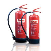 China Inner Painting  Safety Fire Extinguisher , 9L Foam Type Fire Extinguisher For School wholesale
