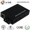 China Conversor dos meios dos ethernet da fibra ótica do gigabit do SC para modo das câmeras do IP o multi wholesale