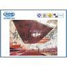 China Alto cambiador de calor de los paneles de pared del agua de la eficacia termal para la refrigeración por agua de la caldera de CFB wholesale